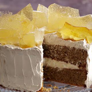 Coffee Cream Cake.