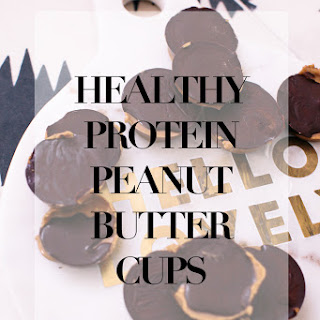 Healthy Protein Packed Peanut Butter Cups Recipe