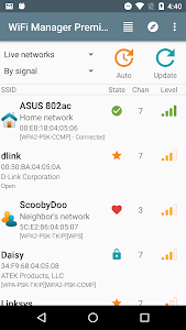 WiFi Manager 4 1 9-192 (Premium) APK for Android