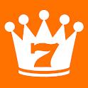 7 Kings Slots: Machines à Sous icon
