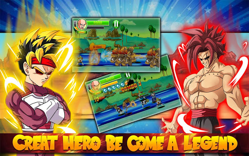 Super Saiyan Final Z Battle for PC