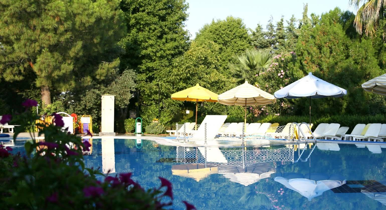 Club Turkuaz Garden Hotel
