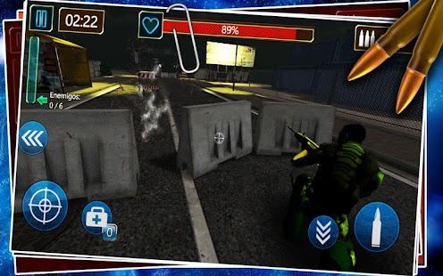 Battlefield Frontline City screenshot