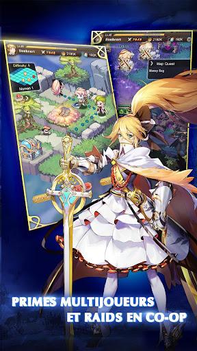 Aurora Legend -AFK RPG fond d'écran 2