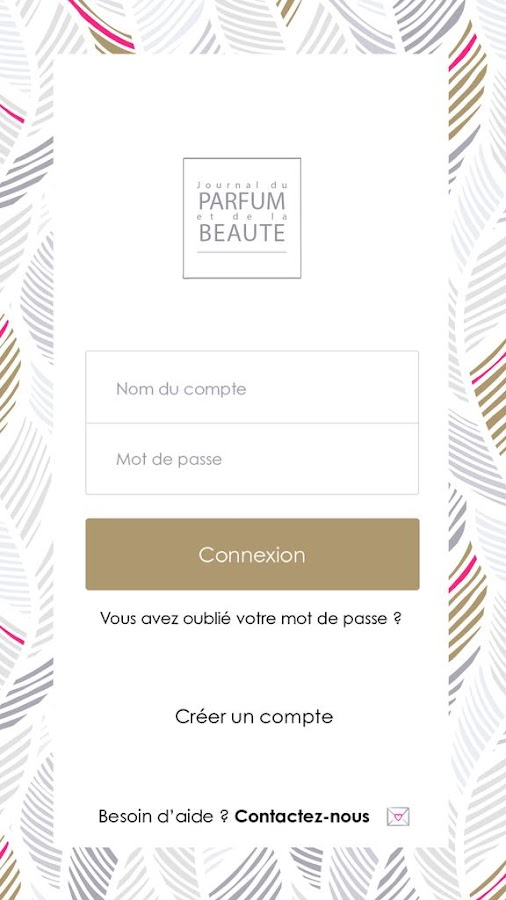 Journal du Parfum de la Beauté- screenshot