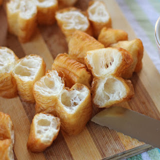 Youtiao (Chinese Crullers).