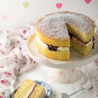 Vanilla Yogurt Cake Recipe