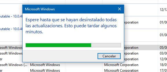 Solucionar error de pantala en negro de Windows 10