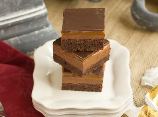 Milky Way Brownies Recipe