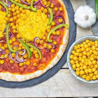 Vegetarian Bbq Pizza Recipes