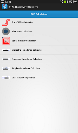 Download RF And Microwave Calcs Pro on PC & Mac with AppKiwi