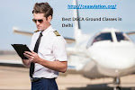 Best DGCA Ground Classes in Delhi