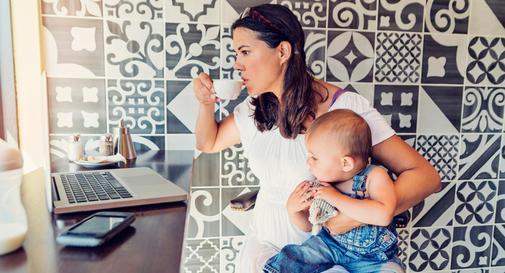 Caffeine and the nursing mom
