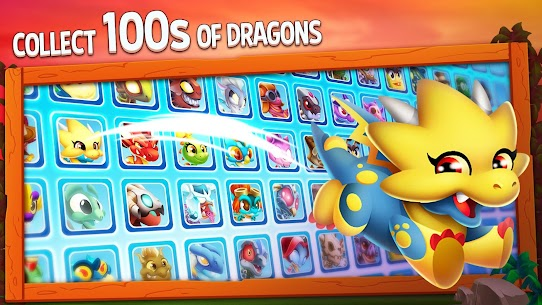 Dragon City MOD APK v9.7 (Unlimited Money,Coins & Food) 3