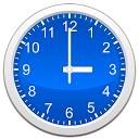 シンプルなアナログ時計ウィジェット無料