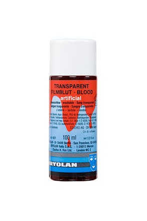 Blod, transparent 100ml medium