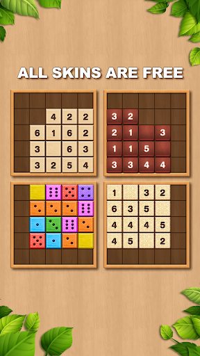 TENX - Wooden Number Puzzle Game 1.1.3 screenshots 3
