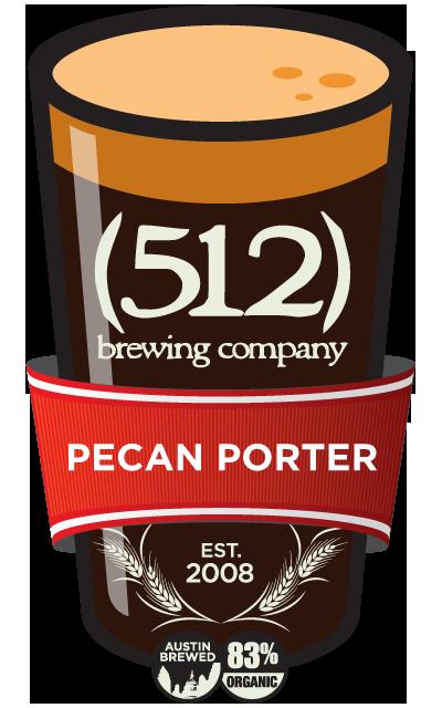 Logo of (512) PECAN PORTER