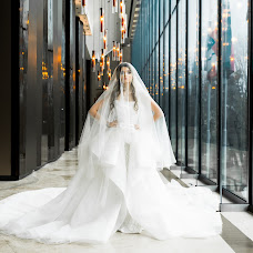Wedding photographer Liliya Kunicyna (liliak2016). Photo of 04.04.2017
