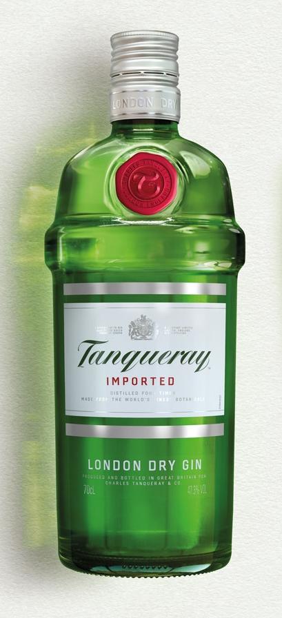 Tanqueray.