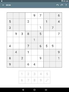 Sudoku screenshot 08