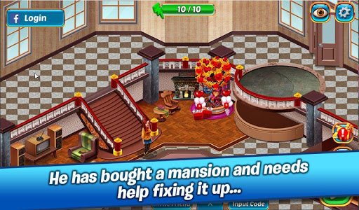 Home Makeover 4 - Hidden Object  gameplay | by HackJr.Pw 19