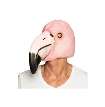 Mask, flamingo