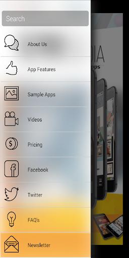 Ezybizmedia Mobile Apps.