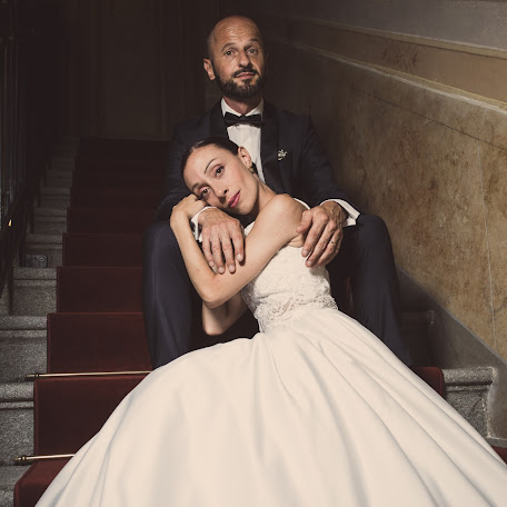 Wedding photographer Lorenzo Gatto (lorenzogatto). Photo of 02.01.2018