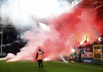 Décision le 22 janvier sur les incidents lors de Charleroi - Standard