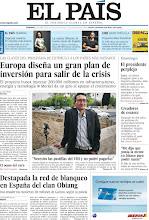 Photo: Europa diseña un gran plan de inversión de 200.000 millones para salir de la crisis, destapada la red de blanqueo en España del clan Obiang y la cara humana de los recortes sanitarios, en nuestra portada del domingo 29 de abril. http://srv00.epimg.net/pdf/elpais/1aPagina/2012/04/ep-20120429.pdf