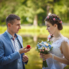 Wedding photographer Aleksandr Karpov (AleksandrK). Photo of 21.01.2017