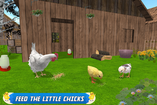 New Hen Family Simulator: Chicken Farming Games 1.09 screenshots 9