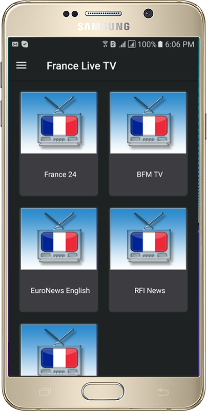newsmania france news live android apps on google play. Black Bedroom Furniture Sets. Home Design Ideas