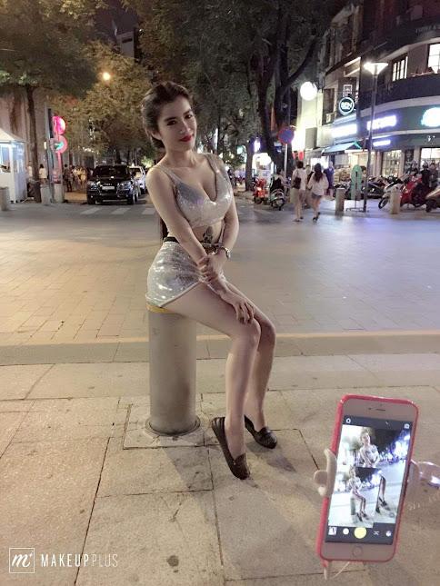 DJ Su Tây (Phan Lê Kim Phú), hot girl DJ 11