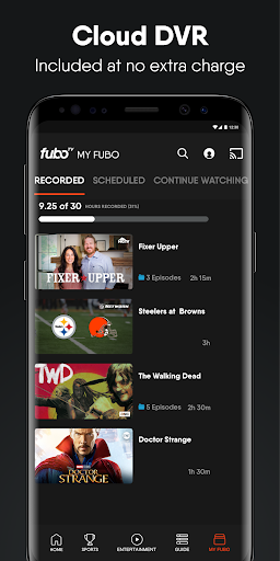 fuboTV screenshot 4