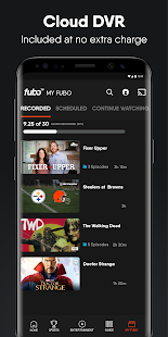 fuboTV: Watch Live Sports, TV Shows, Movies & News Capture d'écran