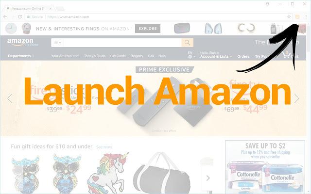 Amazon Launcher