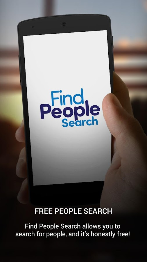 Find People Search!- screenshot