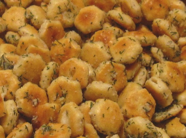 Oyster Cracker Snacks/croutons Recipe