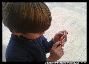 Photo: El Max li agrada el carnet de la OIE :D