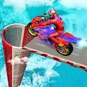 Bike Stunt Games - Bike Racing Games MotorCycle 3d icon