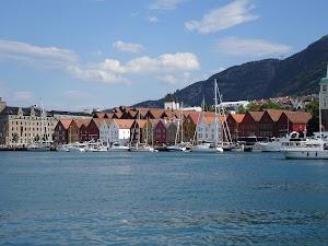 Back to Bergen