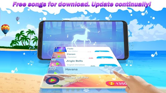 Magic Piano Tiles 2018 1.16.0 (Mod)