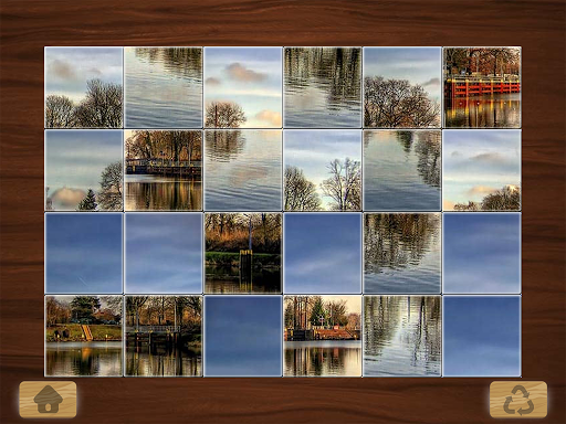 Photo Puzzles Giochi per Android screenshot