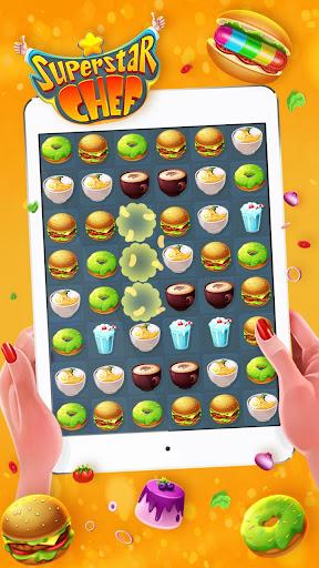 Superstar Chef - Match 3 Games  screenshots 2