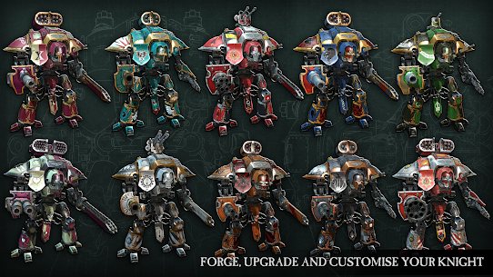 Warhammer 40,000: Freeblade App Download For Android and iPhone 5