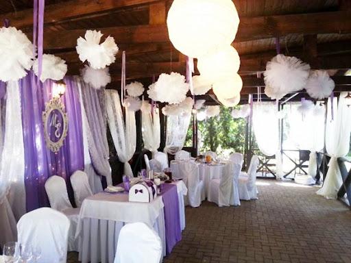 Зал для свадьбы в Дворянское гнездо за городом в Подмосковье