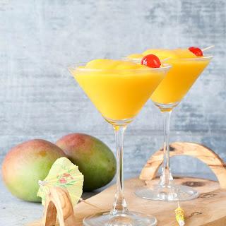 Frozen Mango Daiquiri Recipe