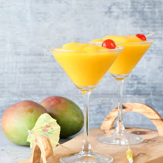 Frozen Mango Daiquiri.